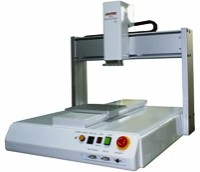 Loctite® 400 D-Series Dispensing Robot 24 VDC; 400 mm x 400 mm x 100 mm; 3 axis
